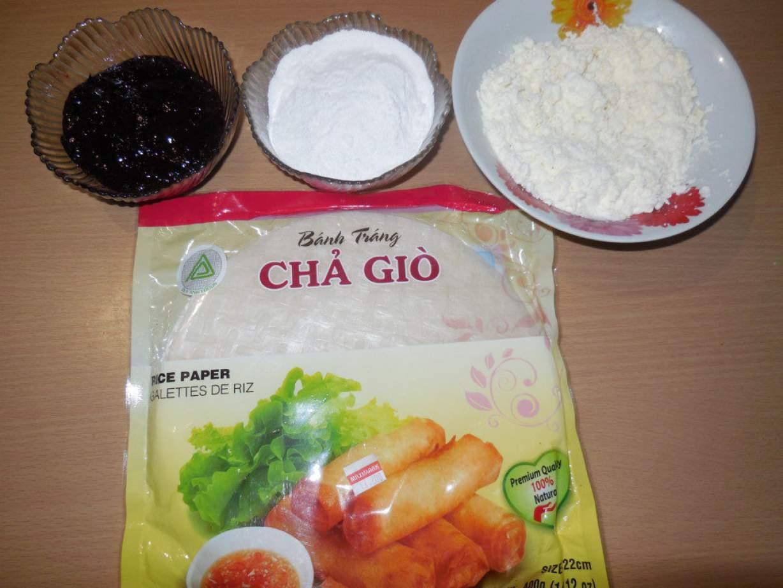 Рисовая бумага своими руками рецепт 39