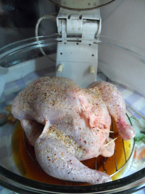 Рецепты курицы для аэрогриля пошагово