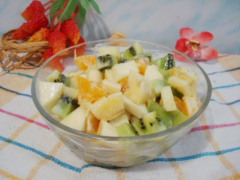 Пошаговый фото рецепт приготовления фруктов