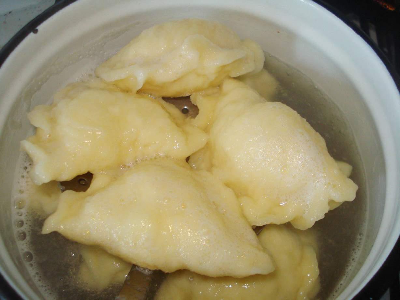 Как готовить вареники с картошкой фото рецепт пошаговый