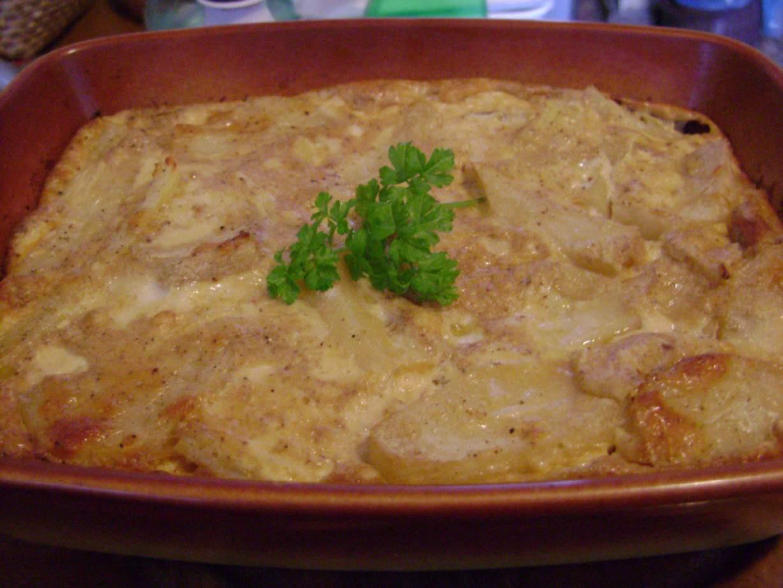 Гратен из картофеля классический рецепт с фото пошагово, как 68