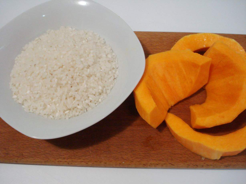 Каша из риса и тыквы рецепт пошагово