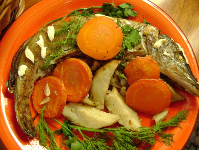 Пошаговый фото рецепт блюда из щуки