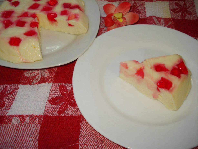 Десерт творожно-фруктовый рецепт с фото пошаговый Едим