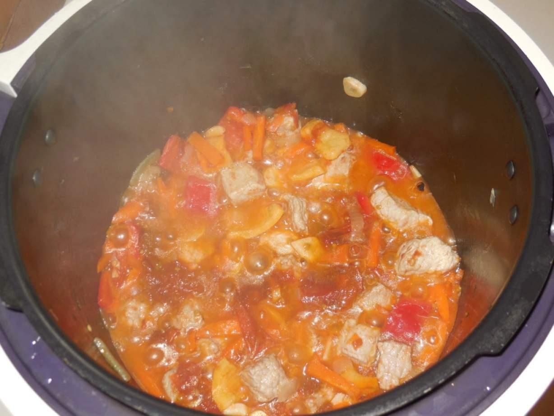 Как готовить картошку в мультиварке пошаговое фото инструкция