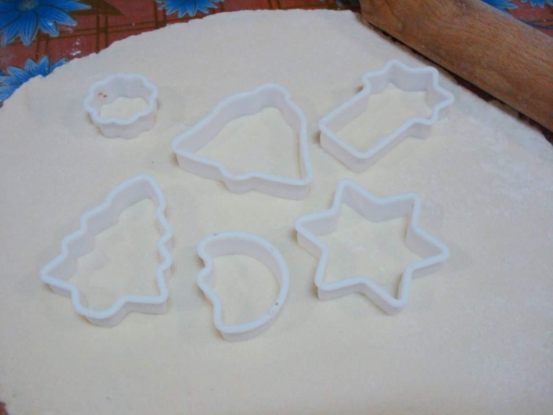 Печенье вырезать формочками рецепт пошагово