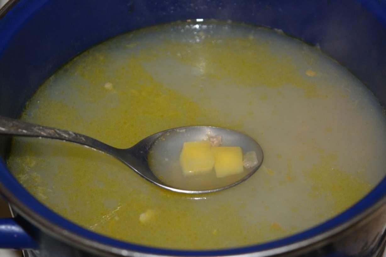 Как сделать клецки для супа из 60