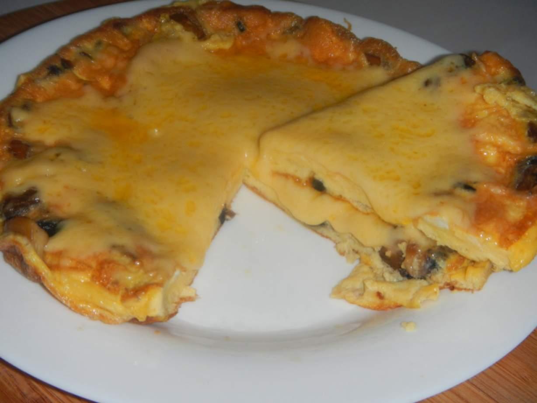 Рецепты омлета в духовке пошагово