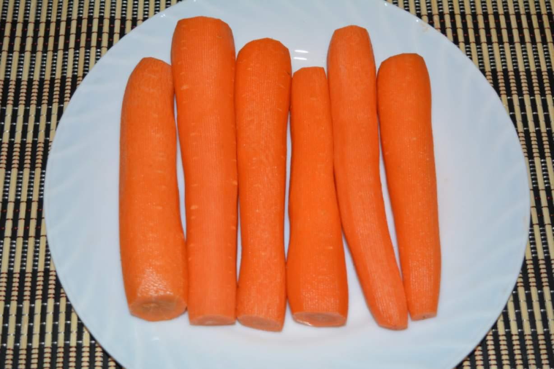 Морковные котлеты из вареной моркови