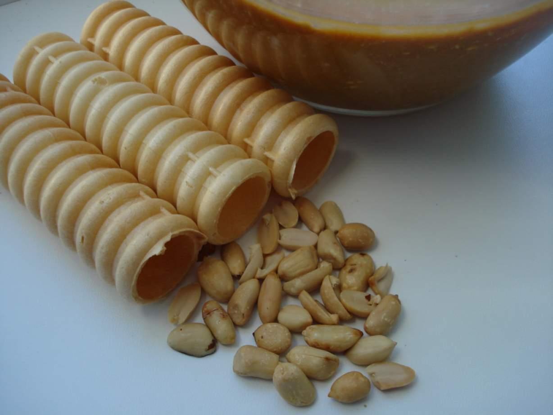 Трубочки с белковым кремом - пошаговый рецепт с фото - как