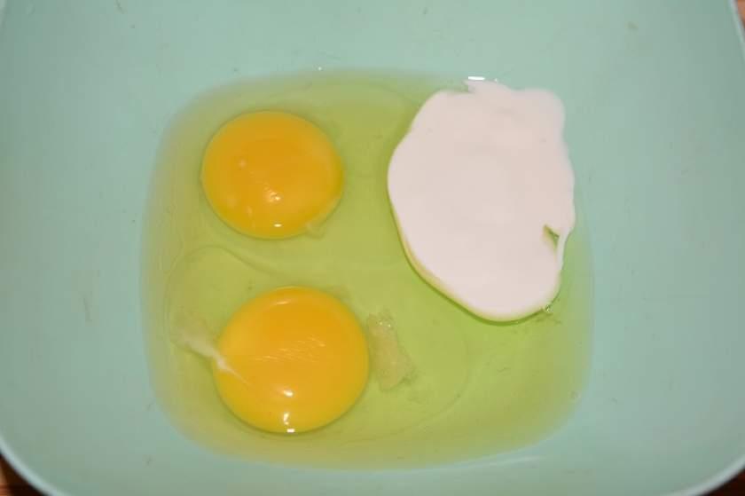 Как сделать омлет на пару ребенку 6