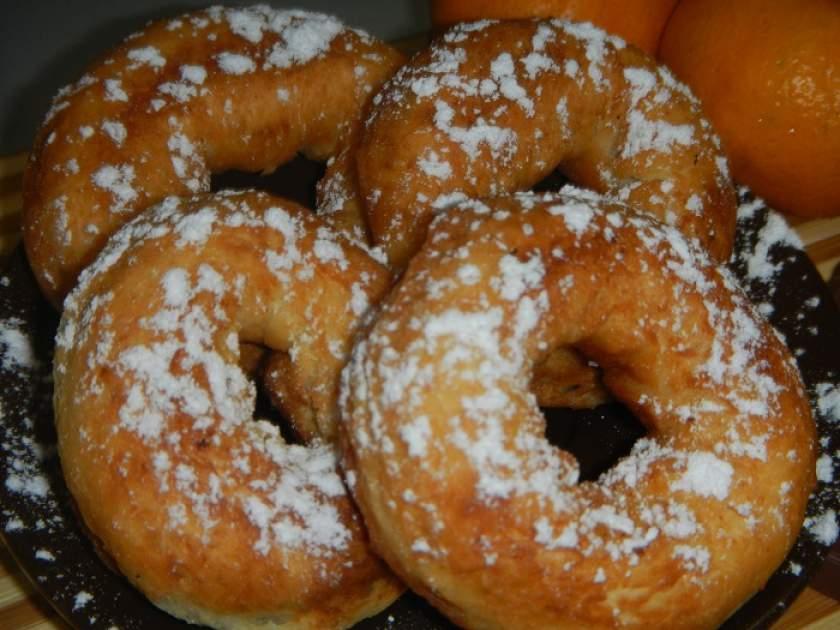 Рецепт пончиков в домашних условиях с начинкой с фото