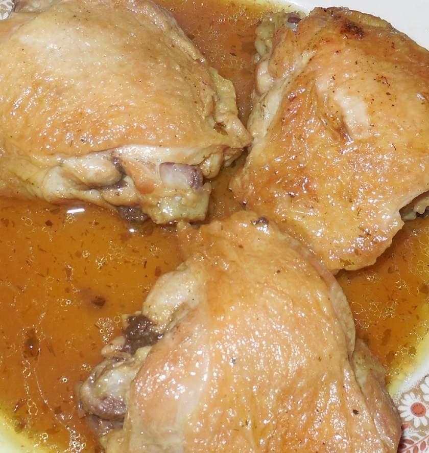 Что приготовить из куриных бедер
