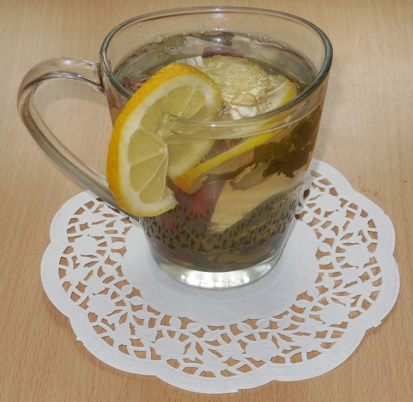 Как правильно заваривать чай для похудения с имбирем и лимоном и