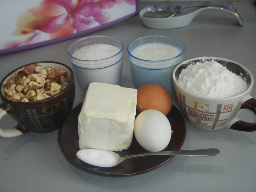 Приготовить кексы в домашних условиях на кефире 987