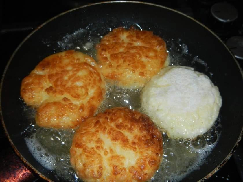 Фото как приготовить сырники